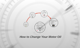 How to Change Your Motor Oil