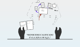 """""""HOMICIDIO CALIFICADO EN LA ZONA DE S.J.L."""""""
