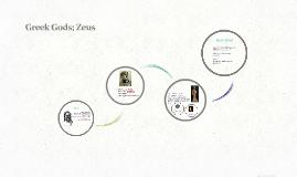 Greek God; Zeus