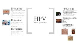 STI Presentation [HPV]