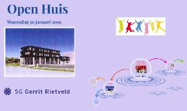 Open Huis SG Gerrit Rietveld