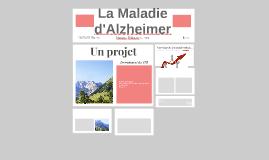 Un grand pas pour la Maladie d'Alzheimer !