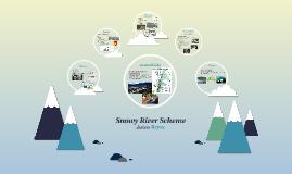 Snowy River Scheme