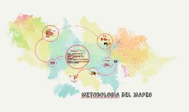 METODOLOGÍA DEL MAPEO
