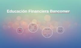 Educación Financiera Bancomer