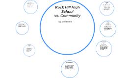 Rock Hill High School vs. Community