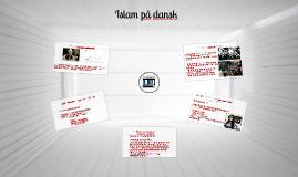 Islam på dansk