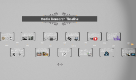 Media Research Timeline