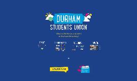 Life at Durham University Summer 2015