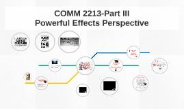 COMM 2213-Part III (1) Chapter 12