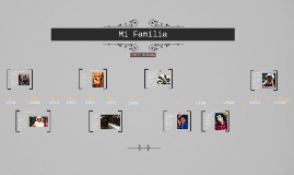 Copy of Mi Familia