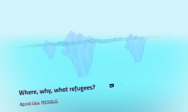 Where, why, what refugees? 01.11. SSE Riga