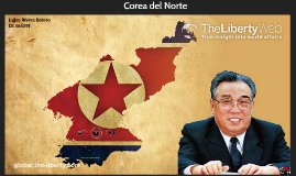 Copy of Corea del Norte