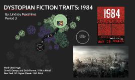 DYSTOPIAN FICTION: 1984