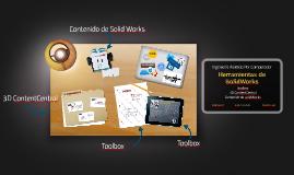 Herramientas de SolidWorks