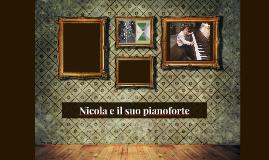Nicola e il suo pianoforte