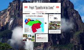 """Projet: """"escuelita de los Llanos"""""""