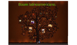 Copy of Boom latinoamericano.