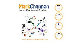 Mark Channon - How to Remember Anything