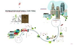 Pembuatan Bioetanol Dari Tebu