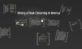 History of Book Censorship In America