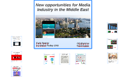 New opportunities online for media industry in the Middle East!