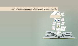 Copy of Methods 101: School Culture , Staff Culture, and Student Cul