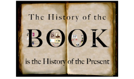 The History of the Book