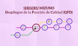 SHIGERU MIZUNO