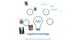 Copy of Cognitive Psychology