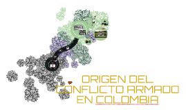 ORIGEN DEL CONFLICTO ARMADO EN COLOMBIA