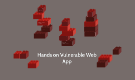 Hands on Vulnerable Web App