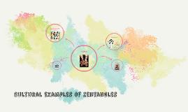 Cultural Examples of Zentangles