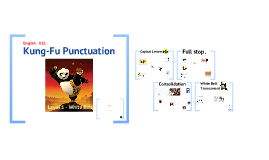 Copy of Copy of Kung-Fu Punctuation 1 - White Belt