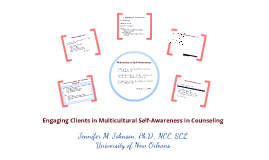 Engaging Clients in Multicultural Self-Awareness in Individual & Group Counseling