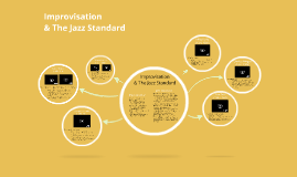 Improvisation and The Jazz Standard