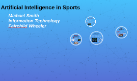 Artificial Intelligence in Sports