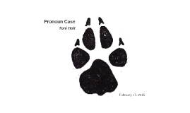 Pronoun Case