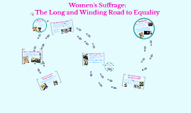 Women's Suffrage: The Long and Winding Road to Equality