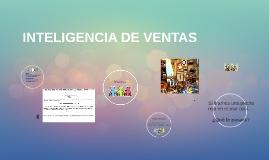 INTELIGENCIA DE VENTAS