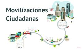 Movilizaciones Ciudadanas