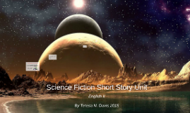 Science Fiction Short Story Unit