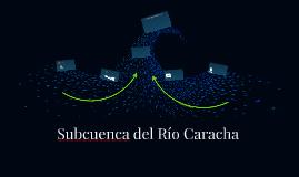 Río Caracha