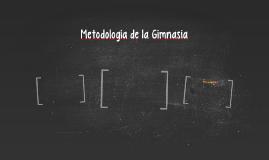 Metodología de la Gimnasia
