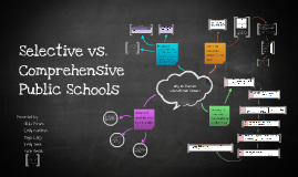 Selective vs. Comprehensive Schooling