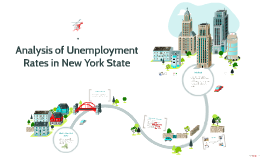 Analysis of Unemployment Rates in New York State
