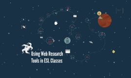 Using Web Research Tools in ESL Classes