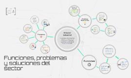 Copy of Funciones, problemas y soluciones del sector