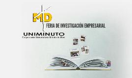 FERIA DE INVESTIGACIÓN EMPRESARIAL