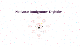 Nativos e Inmigrantes Digitales